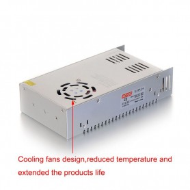 NedRo - DC24V 15A 360W Switching Power Supply Adapter Driver Transformer - LED Transformers - SPS31 www.NedRo.us