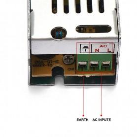 NedRo, DC5V 2A 10W Transformator Adaptor alimentare, comutare, Transformatoare LED, SPS34, EtronixCenter.com