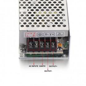 NedRo - DC5V 4A 20W Schakel Stroomadapter Driver Transformator - LED Transformatoren - SPS36-C www.NedRo.nl