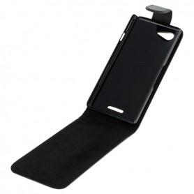 OTB - Husa telefon Flipcase pentru Sony Xperia E3 - Sony huse telefon - ON1082 www.NedRo.ro
