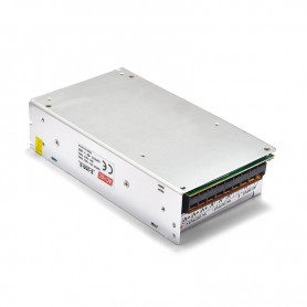 NedRo - DC5V 40A 200W Switching Power Supply Adapter Driver Transformer - LED Transformers - SPS61-C www.NedRo.us