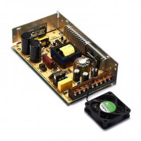 NedRo - DC5V 40A 200W Schakel Stroomadapter Driver Transformator - LED Transformatoren - SPS61-C www.NedRo.nl