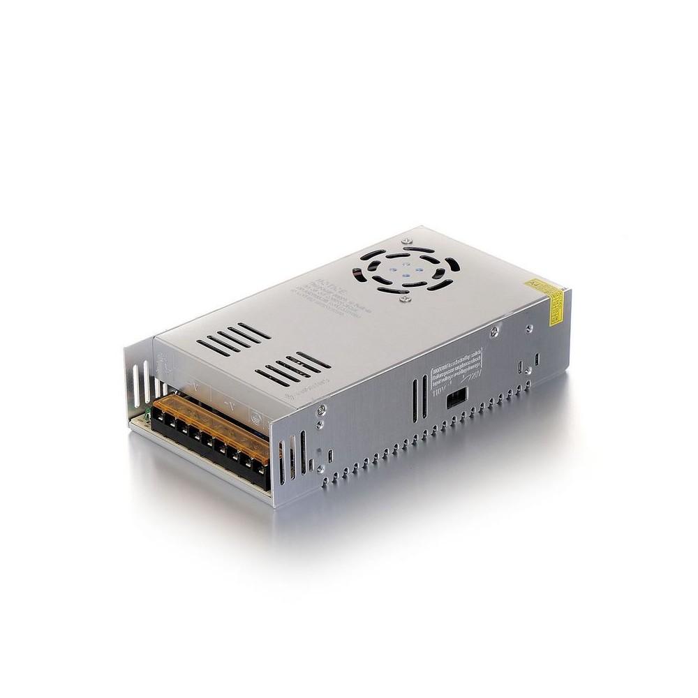 NedRo - DC5V 60A 300W Schaltnetzteil Adapter Treiber Transformator - LED Transformers - SPS45 www.NedRo.de