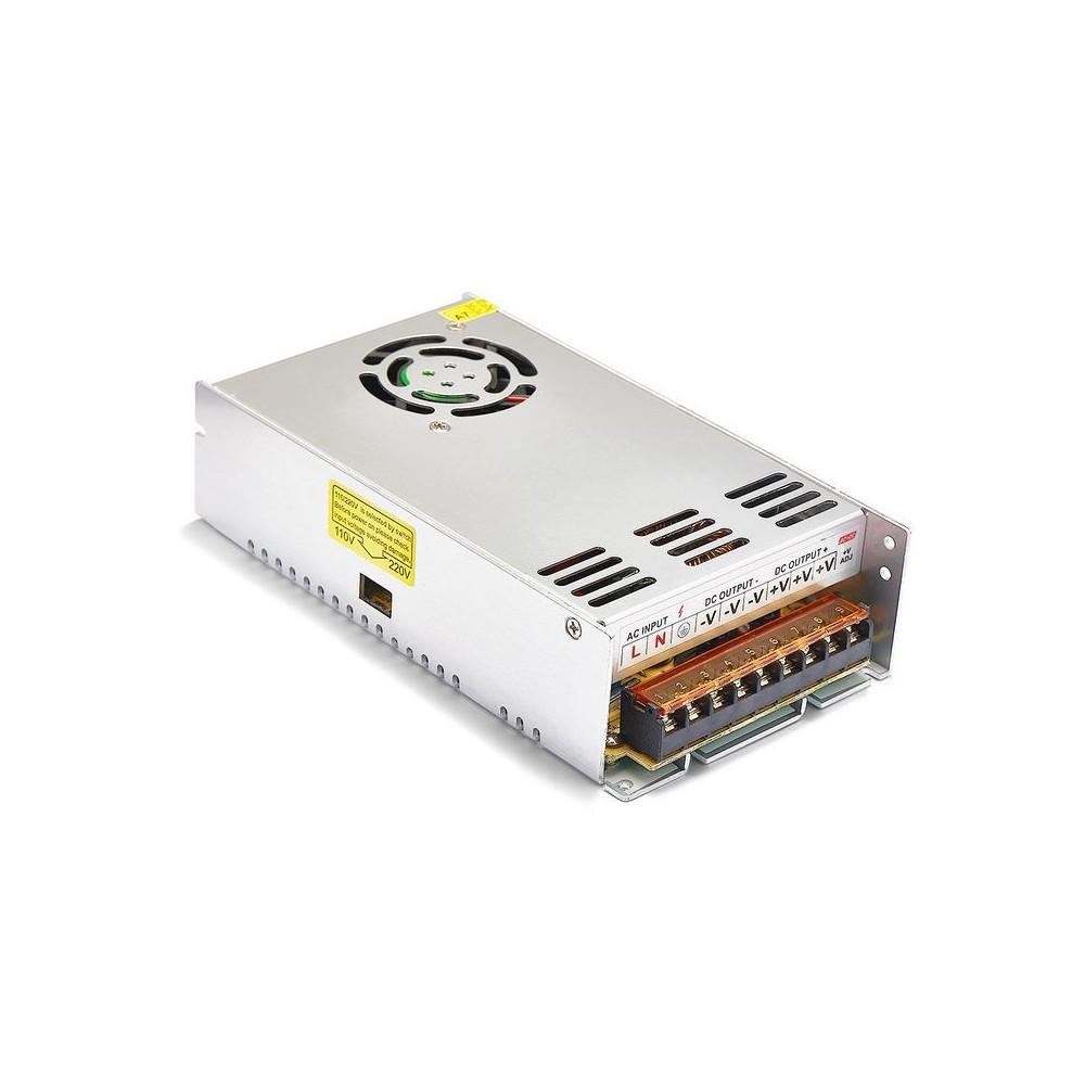NedRo - DC48V 10A 480W Schaltnetzteil Adapter Treiber Transformator - LED Transformers - SPS47 www.NedRo.de