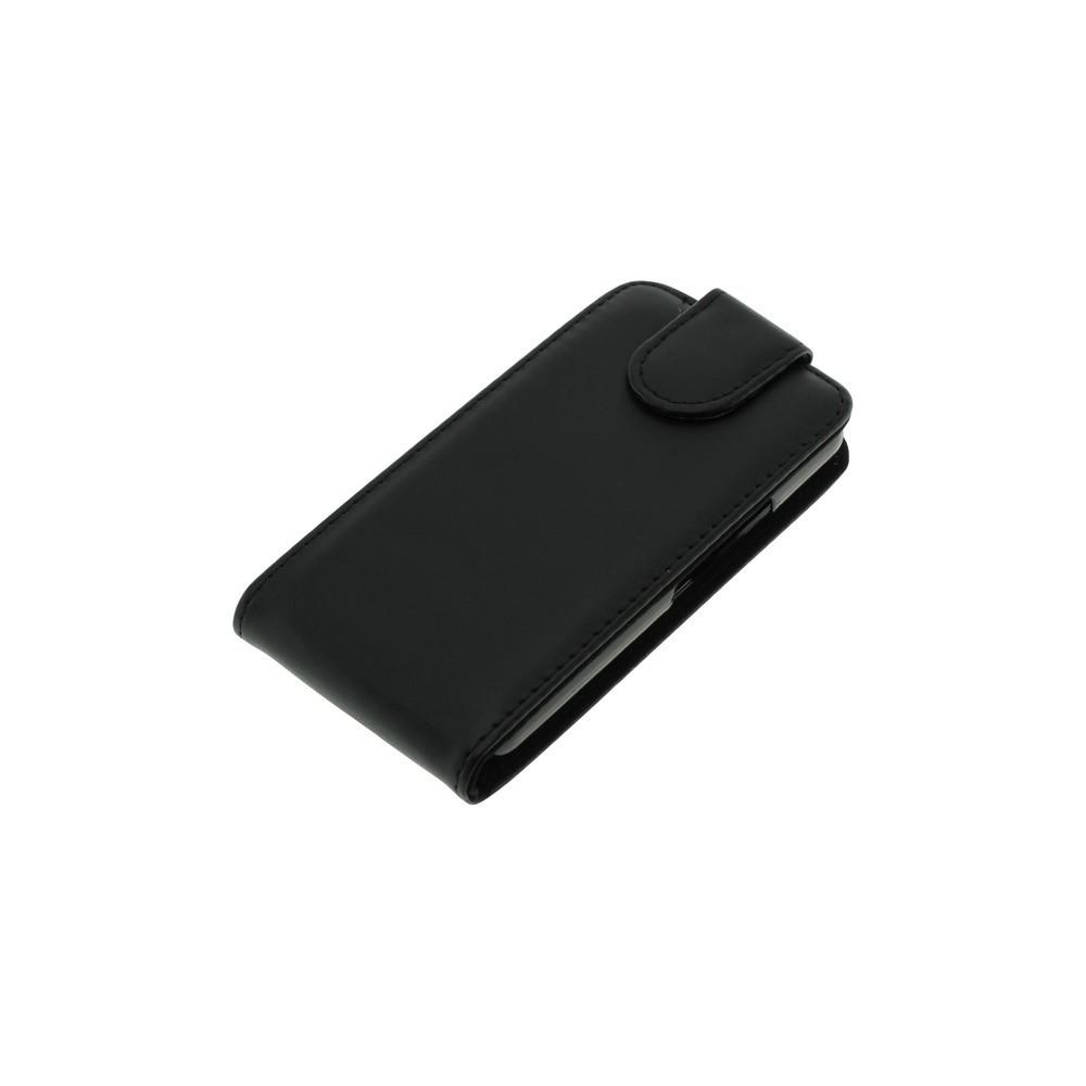 OTB - OTB Tasche (Kunstleder) für Sony Xperia E1 Flipcase schwarz - Sony phone cases - ON1060 www.NedRo.de