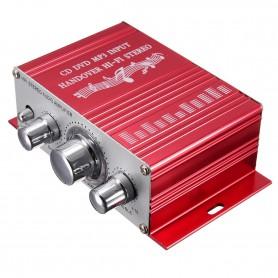 NedRo, RCA 2 Canale amplificator stereo amplificator Hi-Fi, Adaptoare audio, AL146-CB, EtronixCenter.com