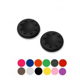 NedRo - 2 Pieces Silicone protection cap grips for PS3 PS4 - PlayStation 4 - ON3656-1-CB