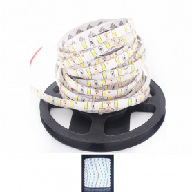 IP20 SMD5630 Cold White 12V Led Strip 60LED
