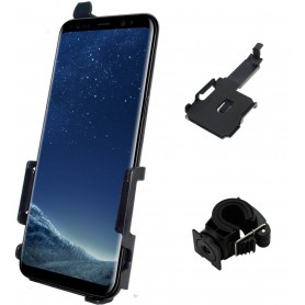 Haicom - Haicom bicycle phone holder for SAMSUNG GALAXY S8 HI-503 - Bicycle phone holder - ON4798-SET www.NedRo.us