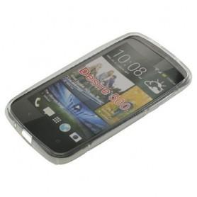 OTB, TPU Case voor HTC Desire 500, HTC telefoonhoesjes, ON627-CB, EtronixCenter.com