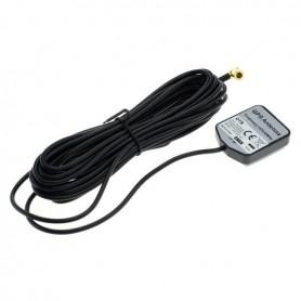 GPS Antenna Magnetic Base & Connection SMB 90° Plug