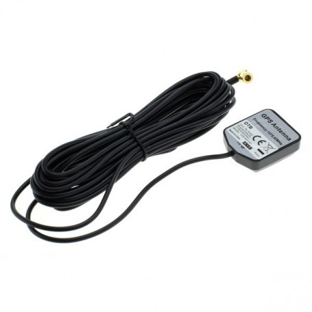 OTB - GPS Antenna Magnetic Base & Connection SMB 90° Plug - Accessories - ON995 www.NedRo.us