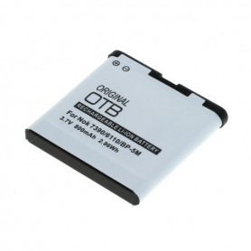 OTB - Battery for Nokia BP-5ML 800mAh Li-Ion - Nokia phone batteries - ON4821 www.NedRo.us