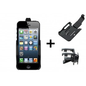 Haicom, Haicom Suport Ventilație auto pentru Apple iPhone 5 / iPhone 5s / iPhone SE HI-228, Suport telefon ventilator auto , ...
