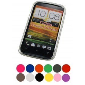 OTB - TPU Case for HTC Desire X - HTC phone cases - ON625-CB www.NedRo.us