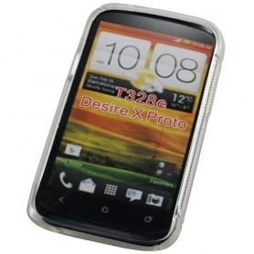 OTB - TPU Case pentru HTC Desire X - HTC huse telefon - ON625 www.NedRo.ro
