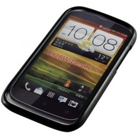 OTB, TPU Case voor HTC Desire X, HTC telefoonhoesjes, ON625-CB, EtronixCenter.com