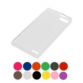 OTB, TPU Case voor Huawei Ascend P7 Mini, Huawei telefoonhoesjes, ON2528-CB, EtronixCenter.com