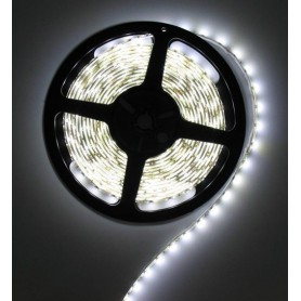 NedRo - Cold White 12V IP65 SMD5050 Led Strip 60LED per meter - LED Strips - AL158-2M www.NedRo.us