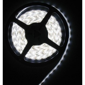 NedRo - Cold White 12V IP65 SMD5050 Led Strip 60LED per meter - LED Strips - AL158-3M www.NedRo.us