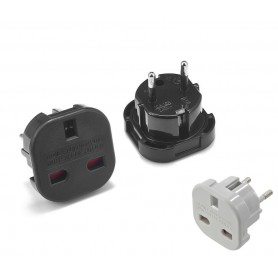 Unbranded, UK to EU Travel Plug, Plugs and Adapters, AC19-CB