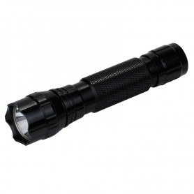 NedRo, WF-501B 18650 CR123A UV Flashlight Waterproof Violet Purple LED Torch, Flashlights, LFT73, EtronixCenter.com