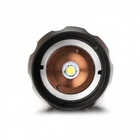 unbranded, XML-T6 UV Flashlight Zoomable AAA 18650 Waterproof Violet Purple LED, Flashlights, LFT75