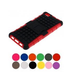 OTB - Schokbestendig Case voor Huawei P8 Lite - Huawei telefoonhoesjes - ON2621-CB www.NedRo.nl