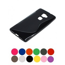 OTB - TPU Case for Huawei Mate S S-Curve black ON1980 - Huawei phone cases - ON1980 www.NedRo.us