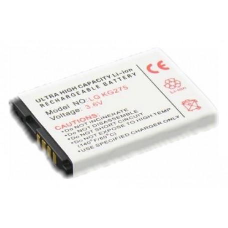 NedRo, Accu Batterij compatible met LG KF510 / KG275, LG telefoonaccu's, YML103, EtronixCenter.com