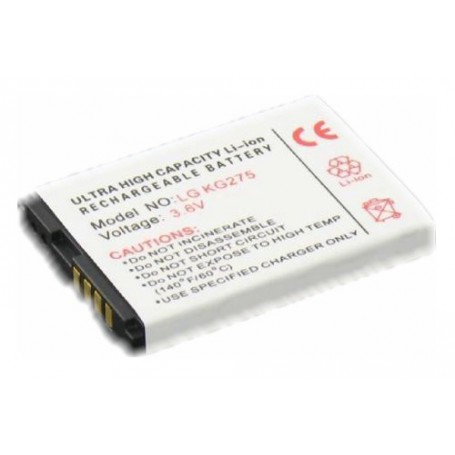 unbranded, Battery compatible with LG KF510 / KG275, LG phone batteries, YML103