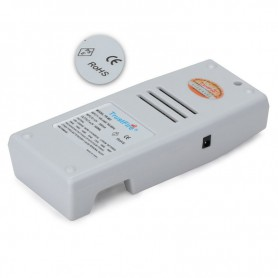 TrustFire - Dual EU Battery Charger For CR123A 16340 14500 18650 26650 Li-ion - Battery chargers - BC20