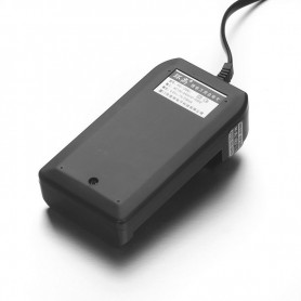 NedRo - Dual Li-ion batterijoplader voor 18650 CR123A 16340 14500 26650 - Batterijladers - BC40 www.NedRo.nl