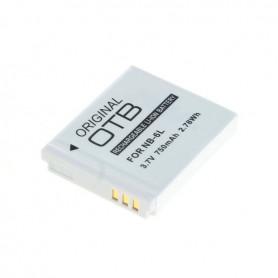 OTB - Battery for Canon NB-6L 750mAh 3.7V Li-Ion - Canon photo-video batteries - ON1585-C www.NedRo.us