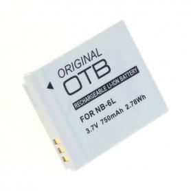 OTB - Batterij voor Canon NB-6L 750mAh 3.7V Li-Ion - Canon foto-video batterijen - ON1585-C www.NedRo.nl