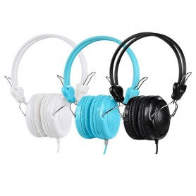 HD Voice - HOCO Premium W5 Digital Headphone 3.5mm - Headsets and accessories - HC60397 www.NedRo.us