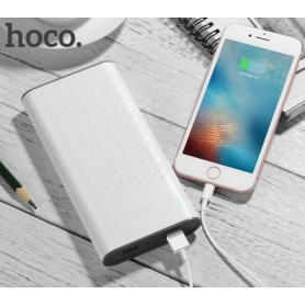 HOCO - HOCO Rege 30000mAh Power Bank 2x 2.1A - Powerbanks - H60727 www.NedRo.us