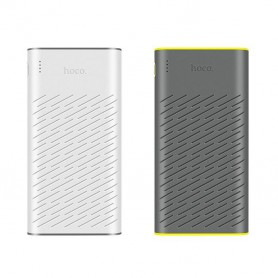 HOCO - HOCO Rege 30000mAh Power Bank 2x 2.1A - Powerbanks - H60727 www.NedRo.nl