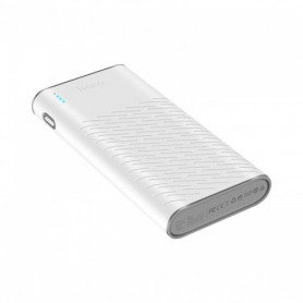 HOCO - HOCO Rege 20000mAh Power Bank 2x 2.1A - Powerbanks - H60729 www.NedRo.nl
