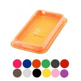 NedRo - Siliconen bumper voor iPhone 4 / iPhone 4S - iPhone telefoonhoesjes - YAI473-1 www.NedRo.nl