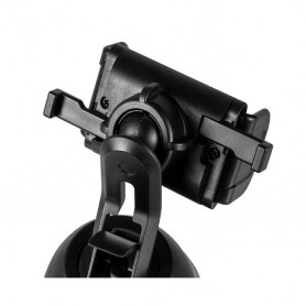 HOCO - HOCO Semi-Automatic Suction Pad Dashboard Mobile Holder - Car dashboard phone holder - H60378 www.NedRo.us