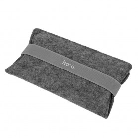HOCO - HOCO Carbon Fiber 13000mAh Power Bank 2x 2.1A - Powerbanks - H60371 www.NedRo.nl