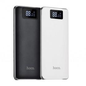HOCO - HOCO Flowed 15000mAh Power Bank 1A/2.1A cu lanternă - Powerbanks - H60369-CB www.NedRo.ro