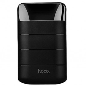 HOCO - HOCO Domon 10000mAh Power Bank 1A/2A met zaklamp - Powerbanks - H60365 www.NedRo.nl