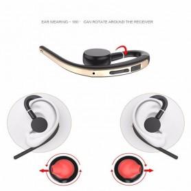 HD Voice - Handsfree Bluetooth v3-headsets met microfoon stembediening - Koptelefoon en Accessoires - AL169-C www.NedRo.nl