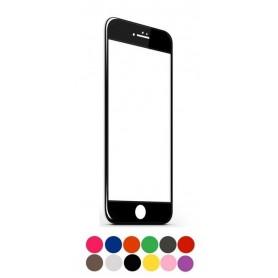 Peter Jäckel - Gehard glas volledige bedekking 3D voor Apple iPhone 8 - iPhone gehard glas  - ON4918-CB www.NedRo.nl