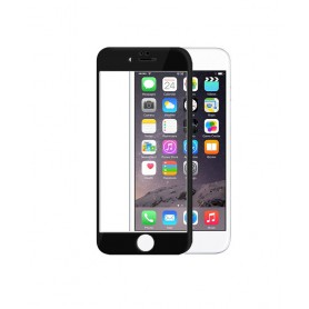 OTB - Gehard glas volledige bedekking 3D voor Apple iPhone 8 Plus - iPhone gehard glas - ON4920-CB www.NedRo.nl