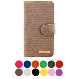 OTB - CARPE DIEM Bookstyle hoesje voor Apple iPhone 6 / 6S - iPhone telefoonhoesjes - ON3445 www.NedRo.nl