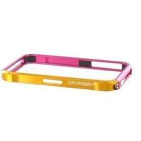 NedRo - Aluminium bumper 0.7 mm voor Apple iPhone 4 / 4S - iPhone telefoonhoesjes - YAI472-6 www.NedRo.nl
