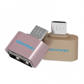 Vention, USB 2.0 to Micro USB OTG Adapter Converter, USB adapters, V009-CB